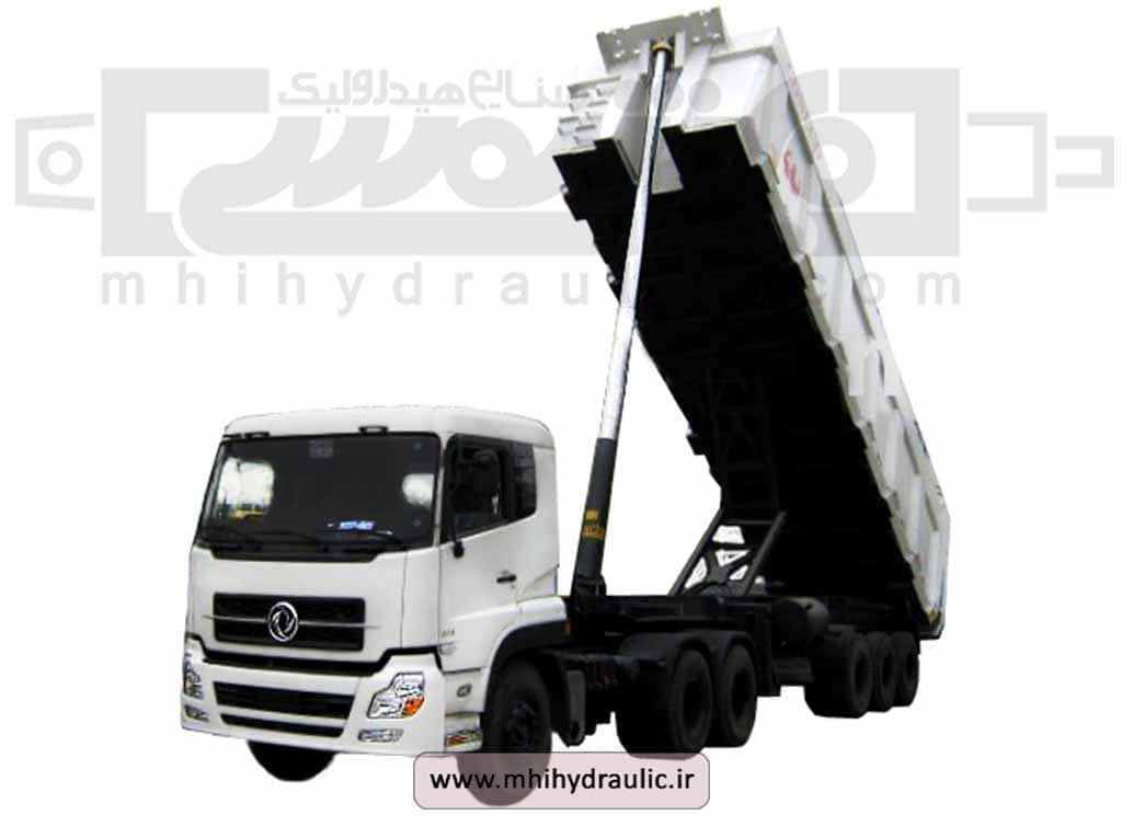 تصویر کامیون های دنگ و فنگ