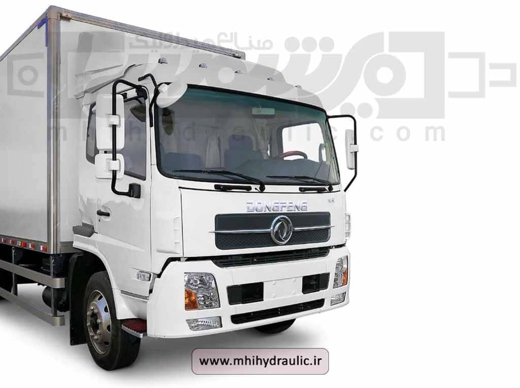 تصویر کامیونت های دنگ و فنگ