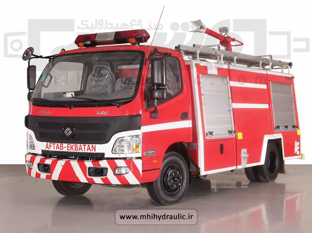 کامیونت آتشنشانی