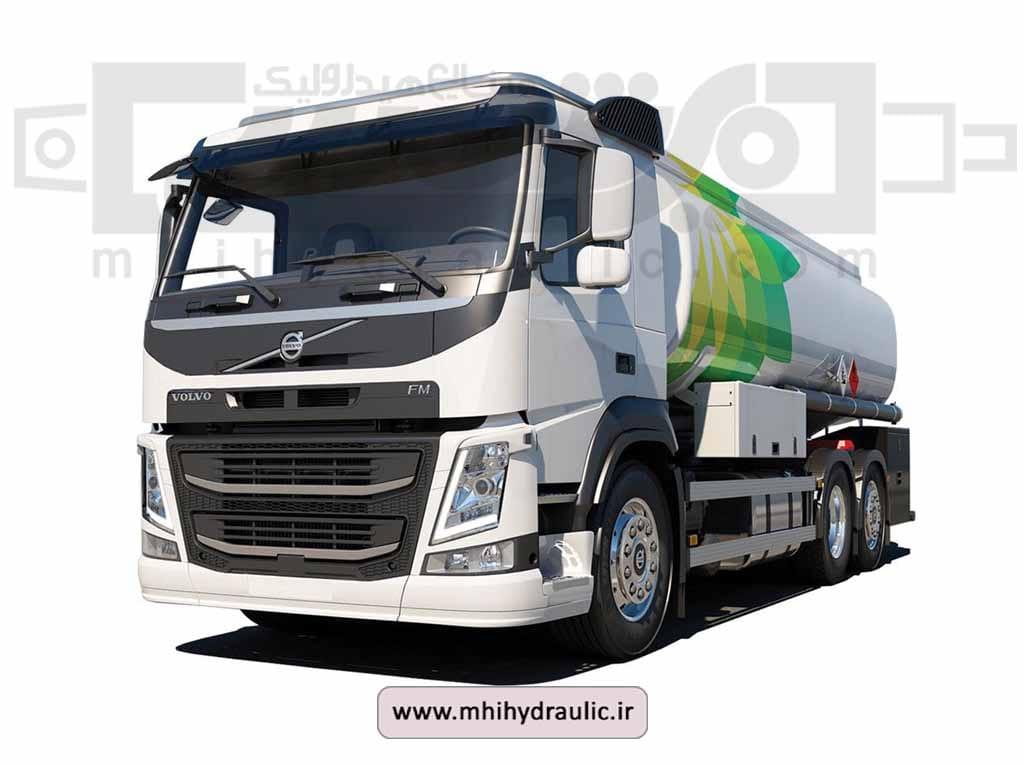 کامیون آب